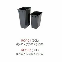 60L RCY Dustbin
