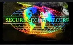 Secure Genuine Holographic Overlay