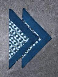 Myyra Table Napkin Hand Block Printed