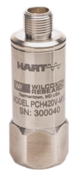 HART Enabled 4-20mA Velocity Sensor