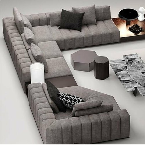 Lrf Modern Luxury Sofa Set Rs 10000