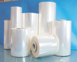 Lacquered Plastic Packaging Film Roll