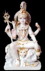 Beautiful Marble Shiva Statue