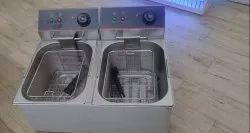 Electric Double Deet Fat Fryer