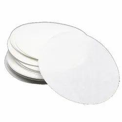Round Labsman Laboratory Filter Paper