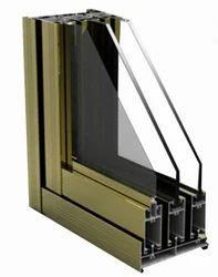 Aluminium Window L Section Profile