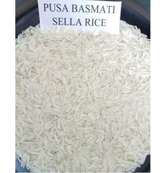 Basmati Sella Pusa Rice, Pack Size: 10 and 20 kg