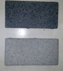 Rectangular Concrete Shot Blasting Paver
