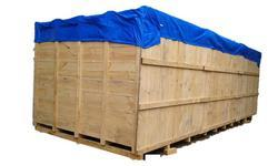 Industrial Wooden Packing Boxes