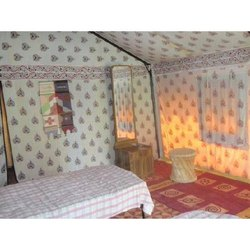 Matte Swiss Interior Tent