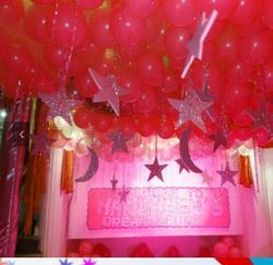 Balloon Decoration Services In Noida ब ल न ड क र शन