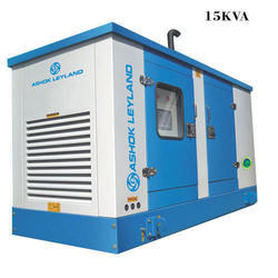 Ashok Leyland Silent Generator