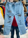 Jogger Denim Jeans