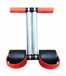 Body Shaper Red Double Spring Tummy Trimmer, For Weight Loss