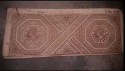 Three Rupees Twelv Annas