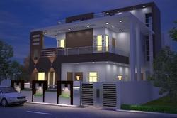 Exterior Design Services in Lucknow on