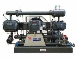 Reciprocating Oil Free Water Cooled Compressor