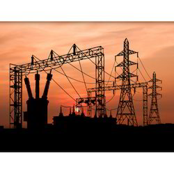 Electrical Substation Structure