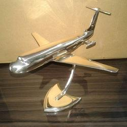 Brass Antique Aeroplane