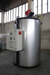 Hot Gas Thermic Fluid Heater