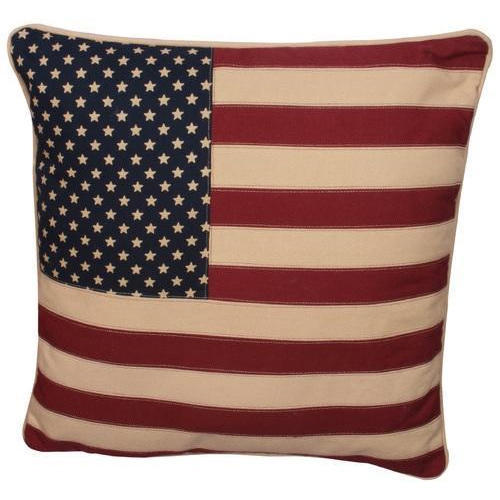 Woven Patch Work Cushion Pillow