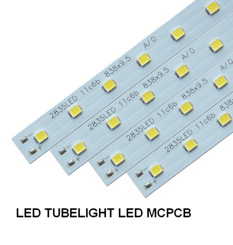 led pcb 18w-20w tubelight