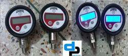 Winters Digital Pressure Gauge -1 To 10 Bar