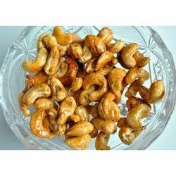 Salty Roasted Cashew Nuts, Packaging Size: 10 Kg, Packaging Type: Tin Packaging