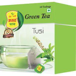 Apsara Tulsi Green Tea, Pack Size: 10 Tea Bags