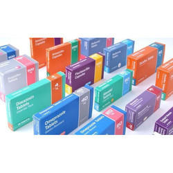 Tablets Packaging Boxes