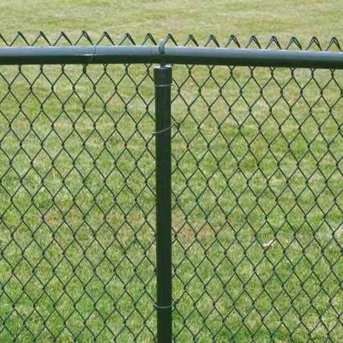 Coated Chain Link Fencing Net