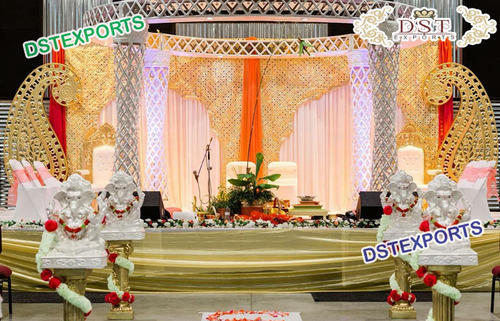 Glamorous Mandap Decorations In Usa At Rs 100 Set Indian