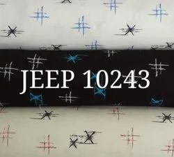 JEEP Poplin Mens Shirt Fabric