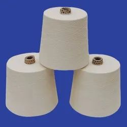 Raw White Polyester Cotton Blended Yarn