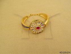 Polki Kada Jewellery