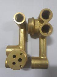 Brass Basin Spout