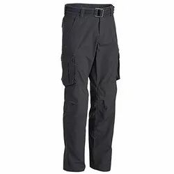 Cotton Black casual Trousers