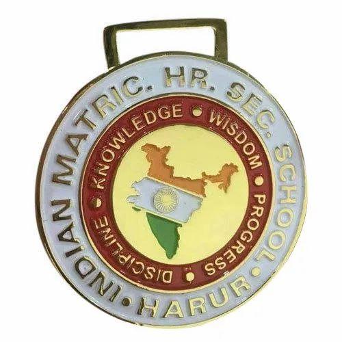 High Strength Brass Medal