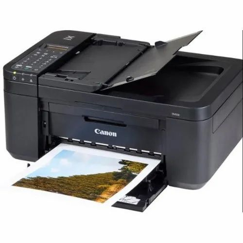 Colored Canon Color Printer, Paper Size: A4, Inkjet