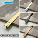 MSI Brand Stainless Steel Decorative Profiles