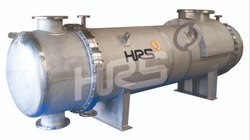 HRS Steel Smooth Tube Heat Exchanger, Air