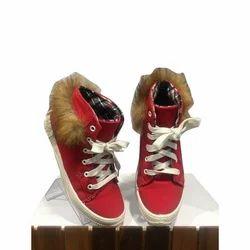Ladies Canvas Shoe