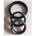 Urethane Rubber Black Gaskets, Shape: Circular