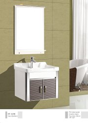 Acode Wall Mounted Cabinet Ceramic Basin