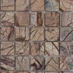 Capstona Stone Mosaics Forest in Summer Tiles