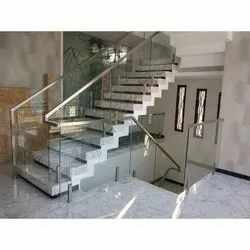 Stainless Steel Hotel Railing