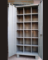 18 Compartment Pigeonhole Almirah