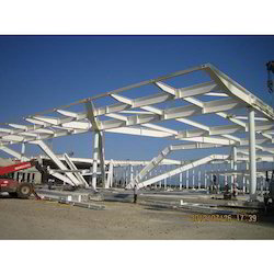 Steel Structure Construction Services