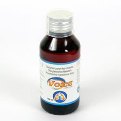 Dextromethorphan Hydrobromide, Chlorpheniramine Maleate and Phenylephnine hydrochloride Syrup