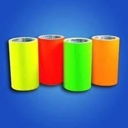 Florescent Digital Gummed Rolls